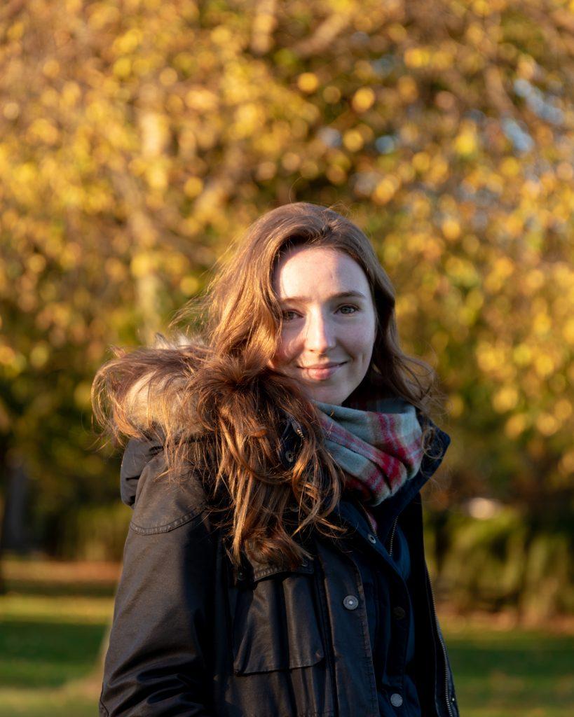 autumn photography portrait edinburgh props styling